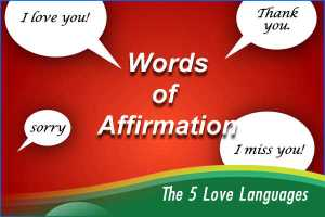 love-language-words-of-affirmation