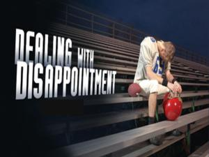 DealingWithDisappointment