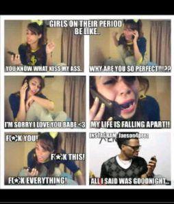 period girls