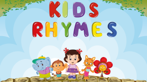 kids rhymes