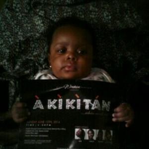 akikitan baby