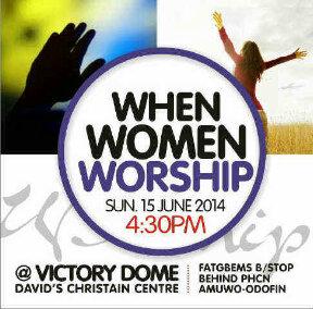 when women worship