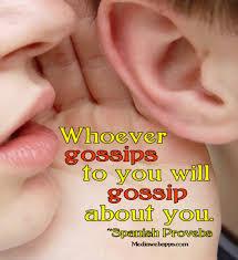 gossip time