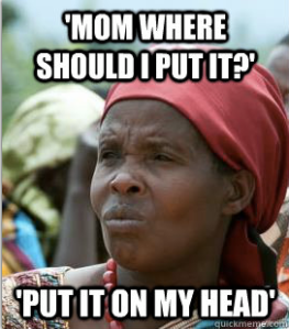 naija parents