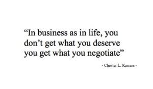 negotiation-quote
