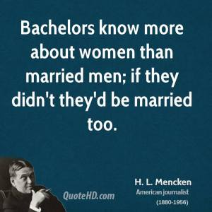 h-l-mencken-marriage-quotes-bachelors-know-more-about-women-than