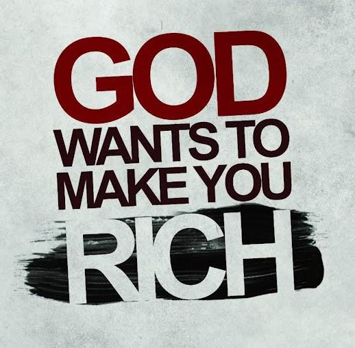 God wants to bild